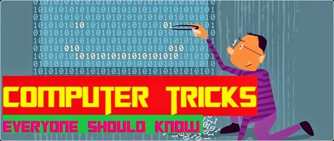 Amazing Computer tricks
