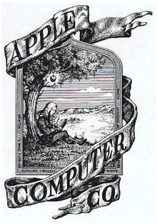 Apple Logo Story