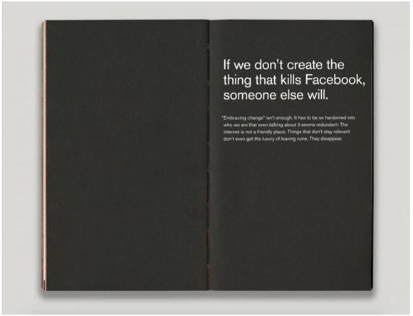 Facebook Employee Book