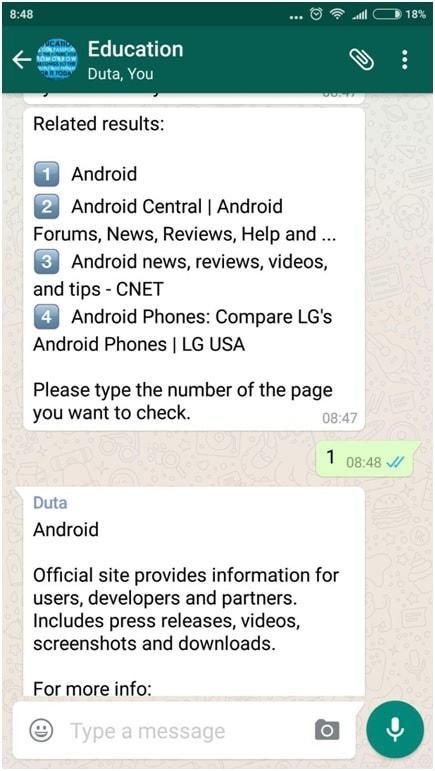 WhatsApp cool tricks and hacks