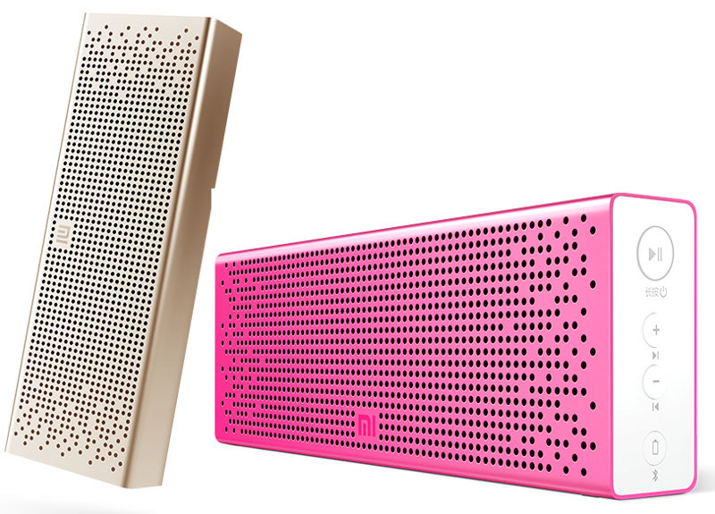 Xiaomi Mi Bluetooth speaker launched in India