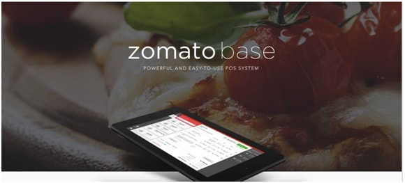 How zomato collects data