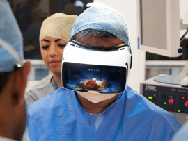 UK Cancer Surgery will be Live-streamed via VR Technology