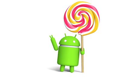 L for Lollipop