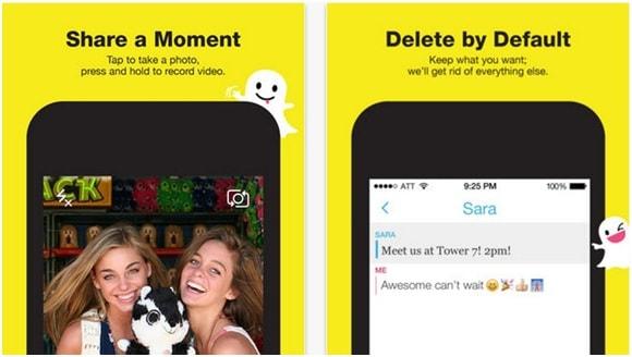 Snapchat impressive features