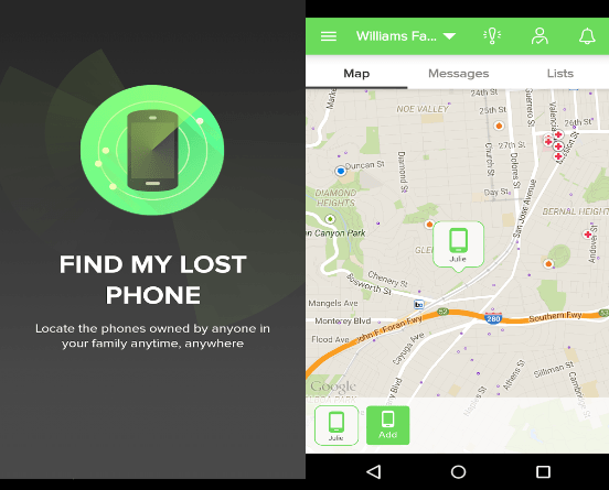 coolest android tips and tricks - find my lost phone