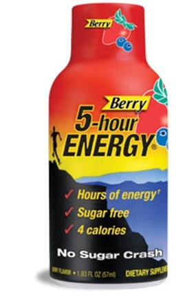 founder of 5 hour energy story