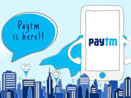 Paytm launched free WiFi to Noida users