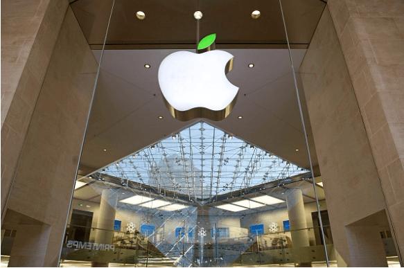 tech giants working towards better environment - apple