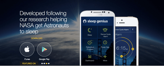 Apps to help you sleep