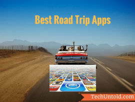 5 Best Road Trip Apps for travelers