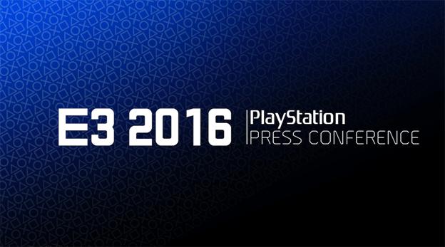 E3 2016 Sony Press Conference