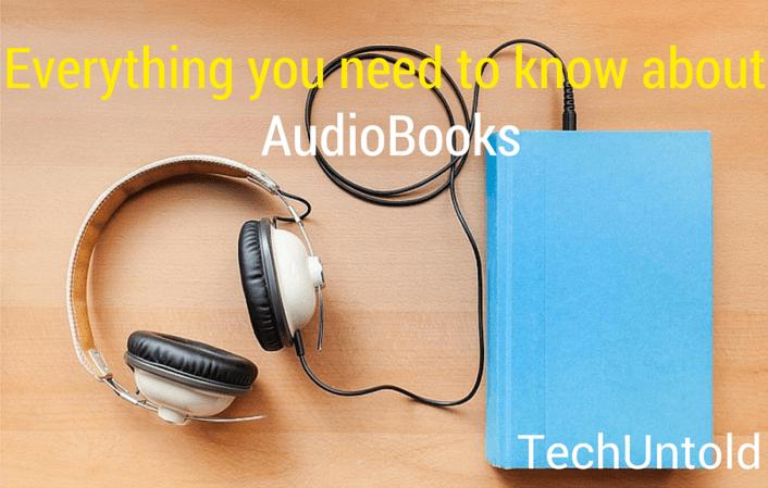 Benefits of AudioBooks