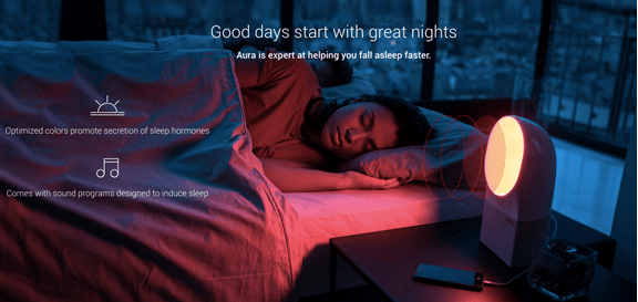 Gadgets to help you sleep