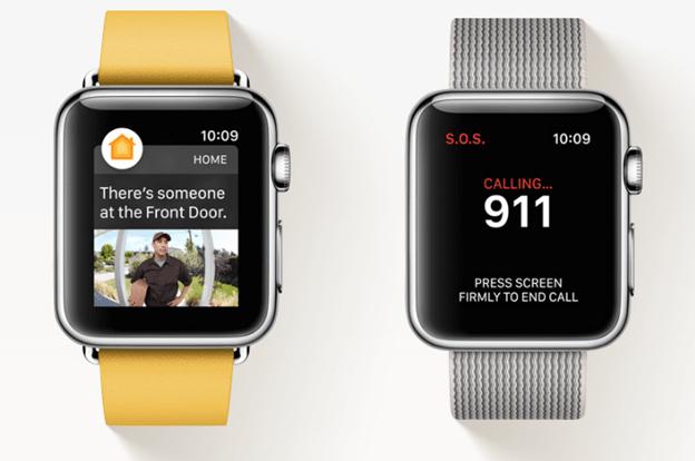 WatchOS 3 features