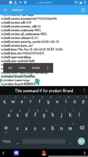 how to edit build.prop - tweak 3b-min
