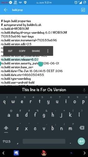 how to edit build.prop - tweak 4-min