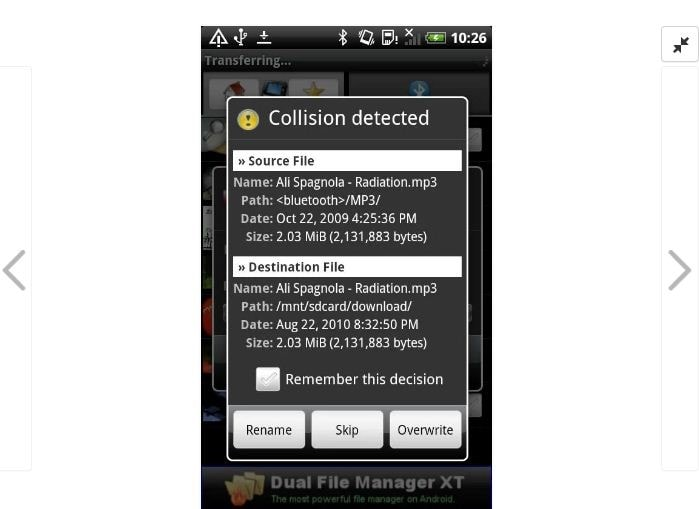 transfer Apps from one Android device to another - bluetooth transfer search-min