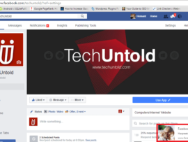 How to turn on Facebook Desktop Notifications in Chrome
