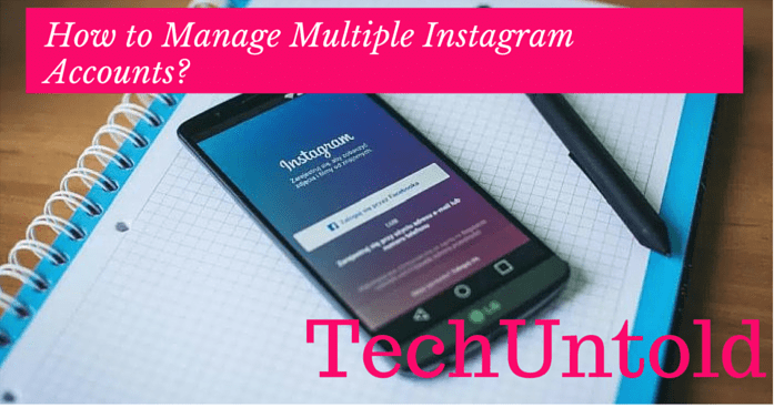 how to delete instagram account on phone android