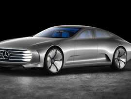 Mercedes to unveil the EV Concept - IAA to rival Tesla