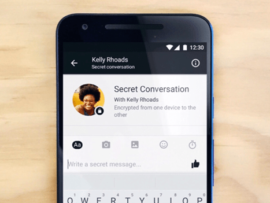 "Facebook to add ""Secret Conversations"" on messenger"