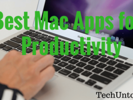 11 Best Productivity Apps for Mac