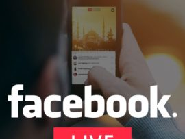 How to use Facebook live video which is now available for all Indian users