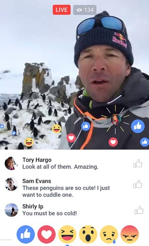 Facebook Live video launched for all users in India