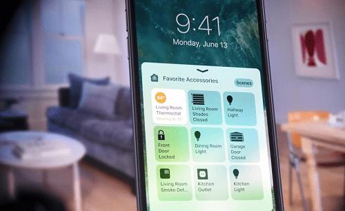Home Automation iOS 10