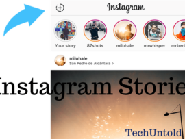 How to create Instagram Stories introduced in new update