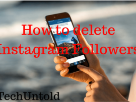 How to delete Instagram followers and make them unfollow you