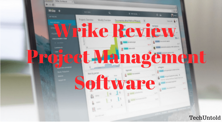 Wrike Project Management Software Review