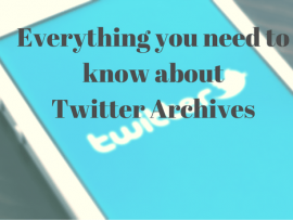 How to download Twitter Archive and everything you need to know