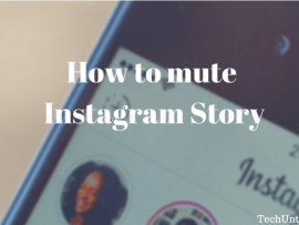 How to mute Instagram Story