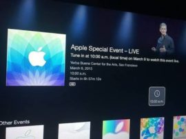 This is how you can Watch the Live Coverage of Apple Event