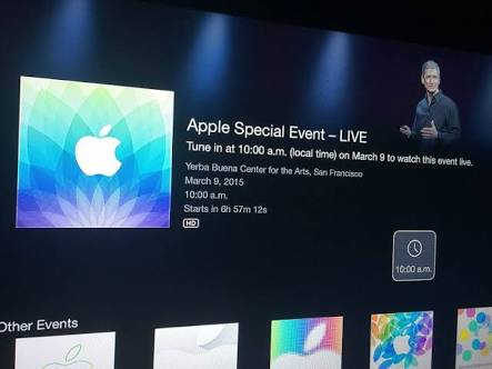 Watch the Live Coverage of Apple Event - featured