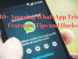40 WhatsApp Tricks, Features, Tips and Hacks you should know
