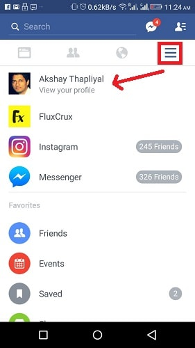 animated gif facebook profile picture android