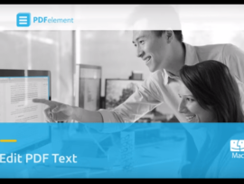 PDFelement Review: Convert PDF to Word on Mac