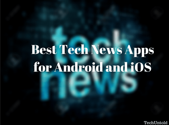 Tech News Apps