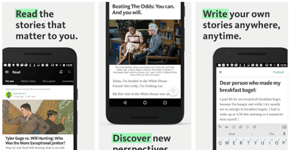 Best Tech News app Android