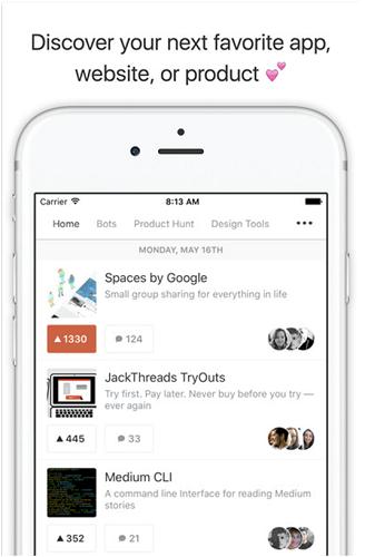 Best Tech News app iOS