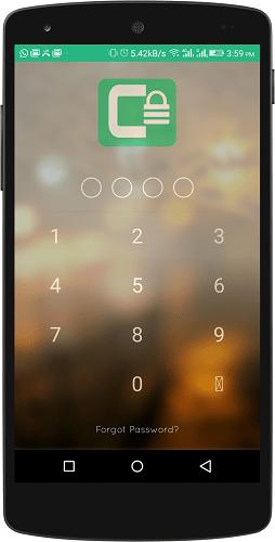 WhatsApp password app - Chat Locker