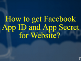 How to get Facebook App ID and App Secret for Website : 2016 Edition