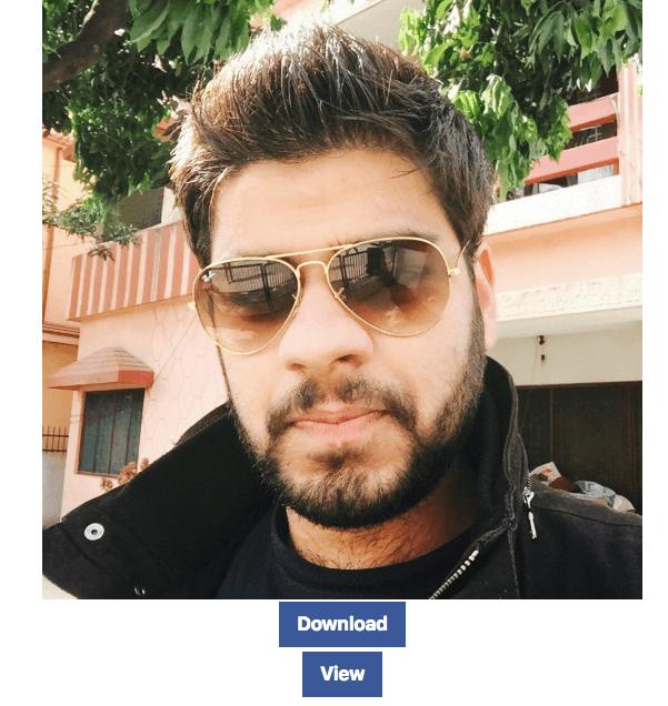 Instagram Profile Photo Downloader Tool
