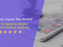 How to Free Up Space on iPhone Without Deleting Anything: iMyFone Umate Pro Review