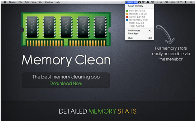 Memory Clean for Mac