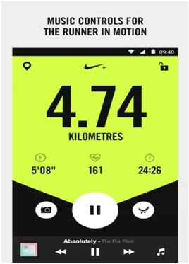 Best Running apps iPhone/iOS