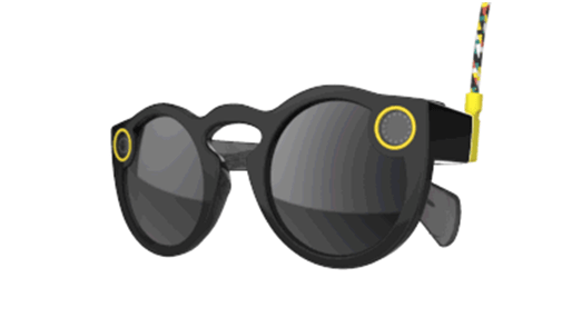 Snapchat Spectacles Design